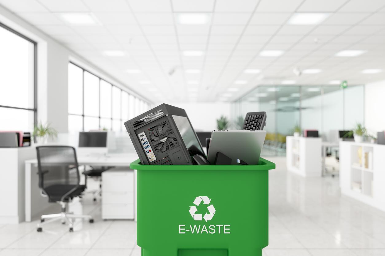 Återvinning av elektronik
